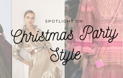 Spotlight On | Hardia's Christmas Party Style