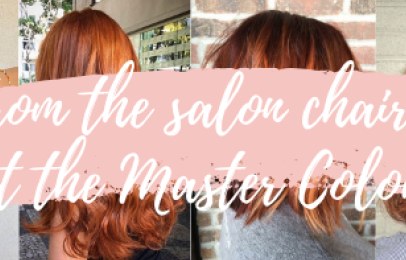 From The Salon Chair | Master Colourist