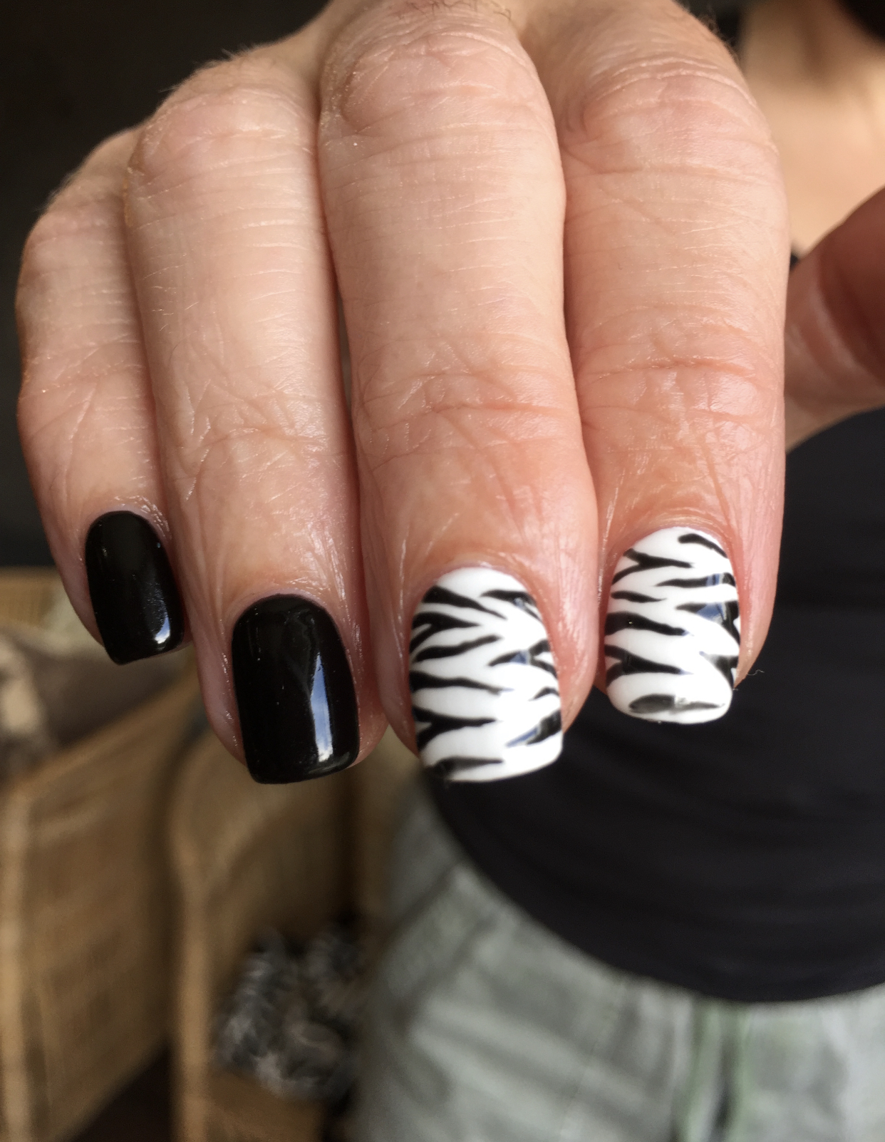 Zebra Vibes and We Love It !!