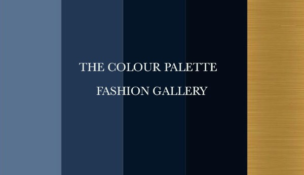 The Colour Palette Fashion Gallery - Edition 3