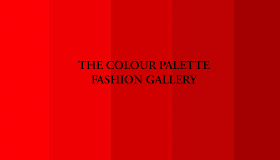 The Colour Palette Fashion Gallery - Edition 1