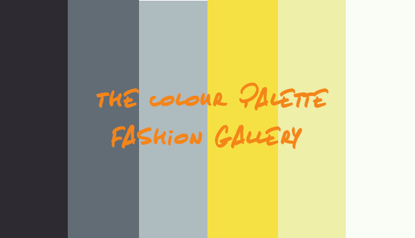 The Colour Palette Fashion Gallery - Edition 8