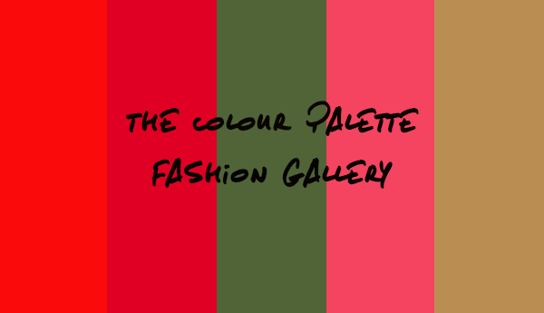 The Colour Palette Fashion Gallery - Edition 9